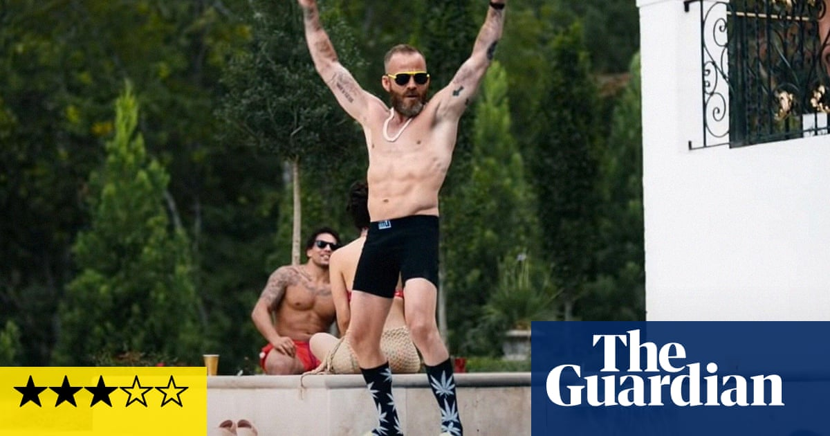 Embattled review – oddly compelling and nuanced cage fighting family drama