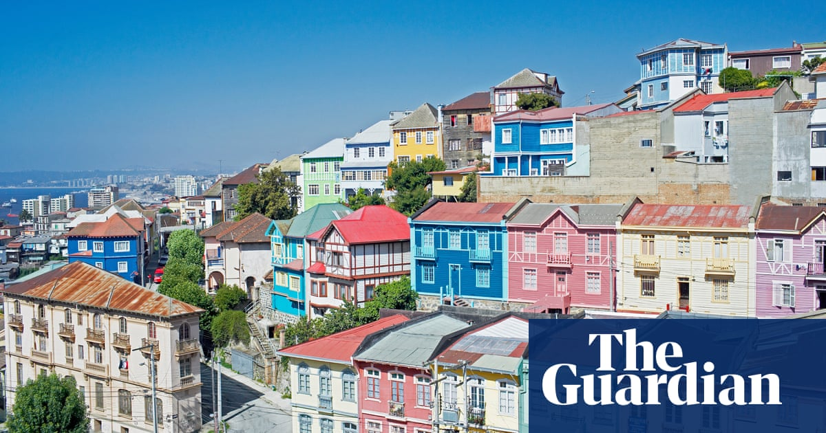 Poet's Pacific paradise: Pablo Neruda's homes in Chile