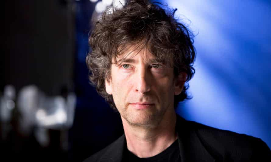 'The most foolish thing I've done in quite a while' … Neil Gaiman.