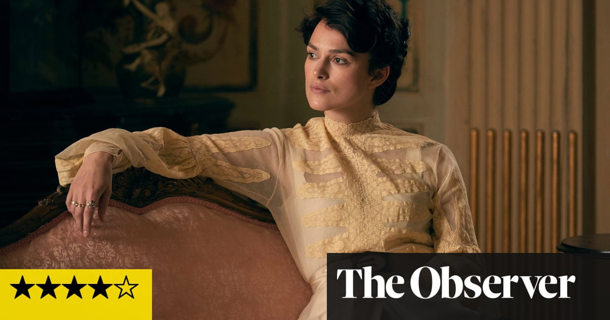 38c0b7f601 Colette review – Keira Knightley shines in gritty