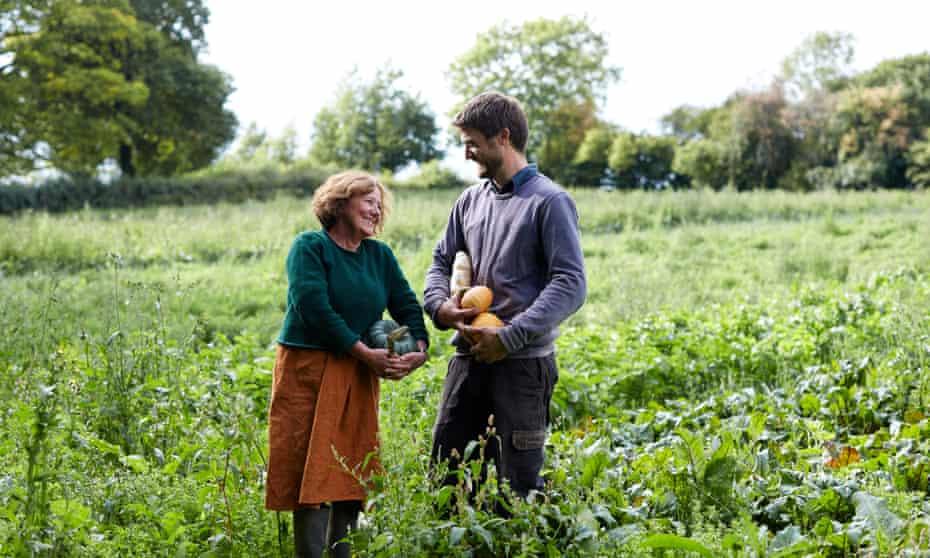 Jane Scotter and Harry Astley run Fern Verrow, a biodynamic farm in Herefordshire.