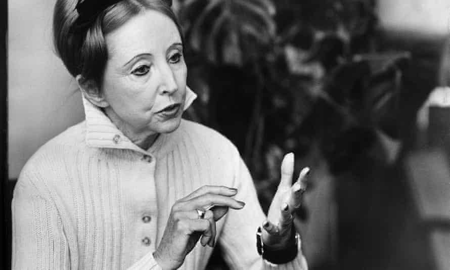 Anaïs Nin in 1969.