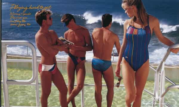 Tight Fit The Comeback Of The Skimpy Swimming Brief Fashion The Guardian