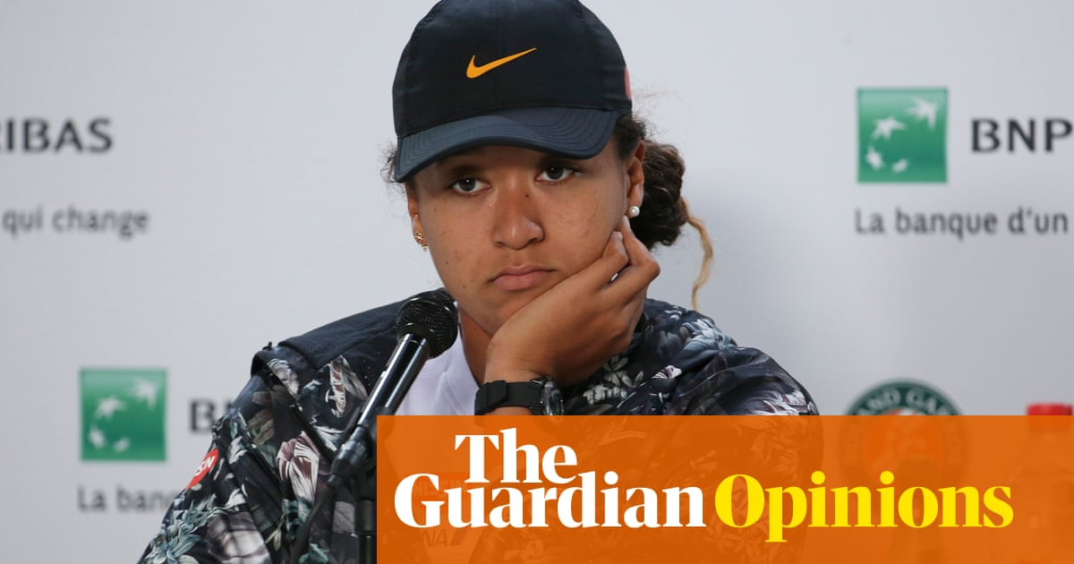 Forthcoming. insightful, eloquent: Naomi Osaka's media snub is a big loss for tennis