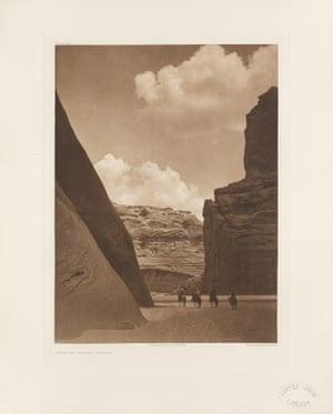 Cañon del muerto – Navaho.