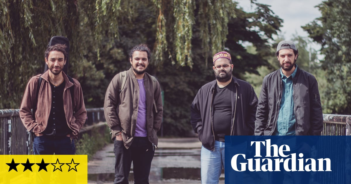 TootArd: Laissez Passer review – Middle Eastern music without