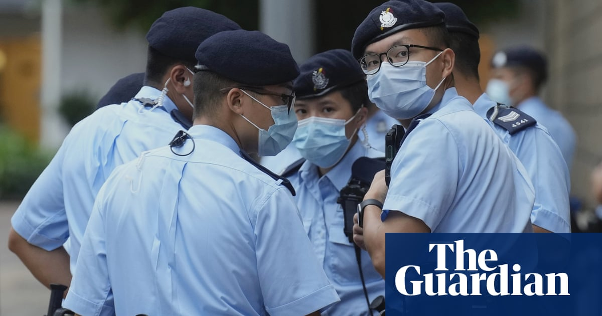Hong Kong's first 'national security' trial begins without jury