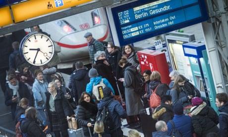 'Just make the trains run on time': Germans turn on Deutsche Bahn