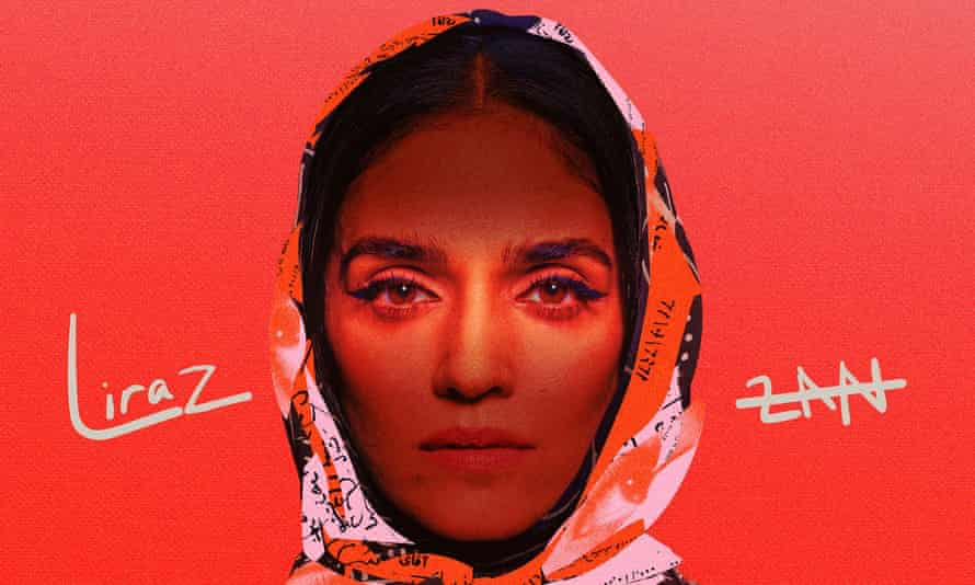 Liraz Charhi created the album by using encrypted instant-messaging apps and by wiring money through third countries.