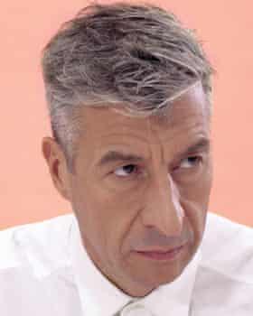 Maurizio Cattelan.