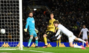 Patrick Bamford gave Leeds a 3-2 win over Millwall after the visitors had been 2-0 up after 23 minutes.