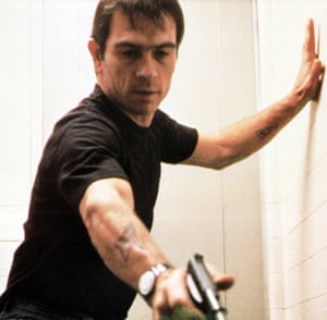 Tommy Lee Jones in a still from The Executioner's Song.