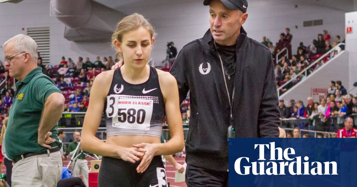 Former runner Mary Cain sues Nike and Salazar for $20m over alleged abuse