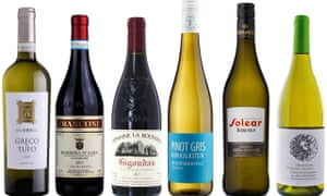 Six wines with terroir