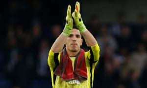 Joel Robles has regained the No1 jersey from Maarten Stekelenburg and picked up nine clean sheets in 15 games.