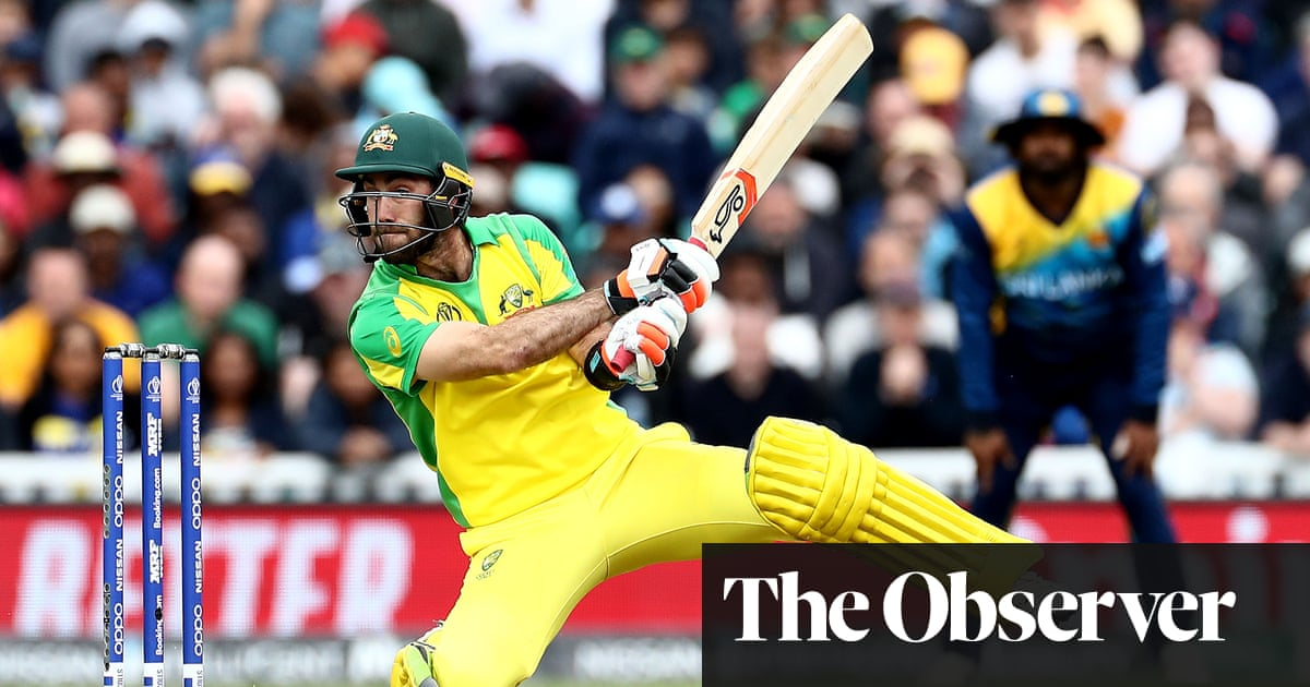 Unpredictable Glenn Maxwell gives turbo-charged Australia extra boost