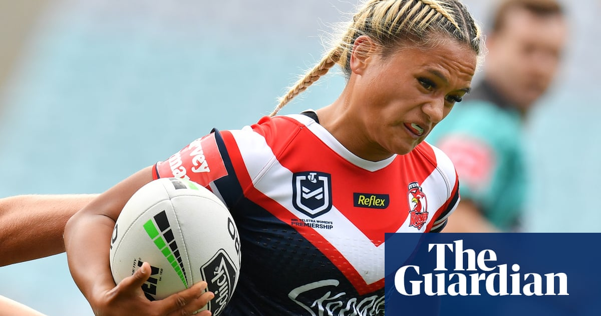 Rugby league star Nita Maynard charged after allegedly assaulting two Sydney hotel security guards