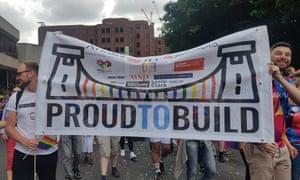 Atkins Proud to Build Pride