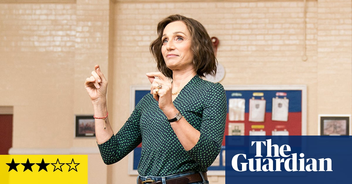 Military Wives review – Kristin Scott Thomas helps feelgood Britcom sing