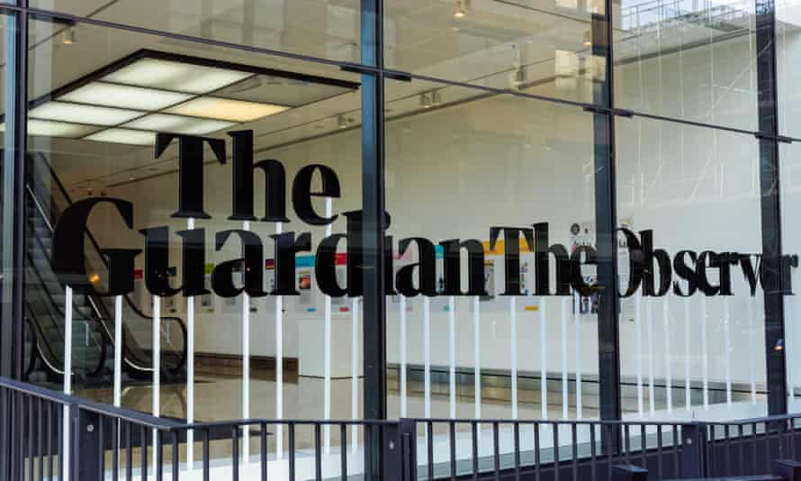 The Guardian and Observer offices
