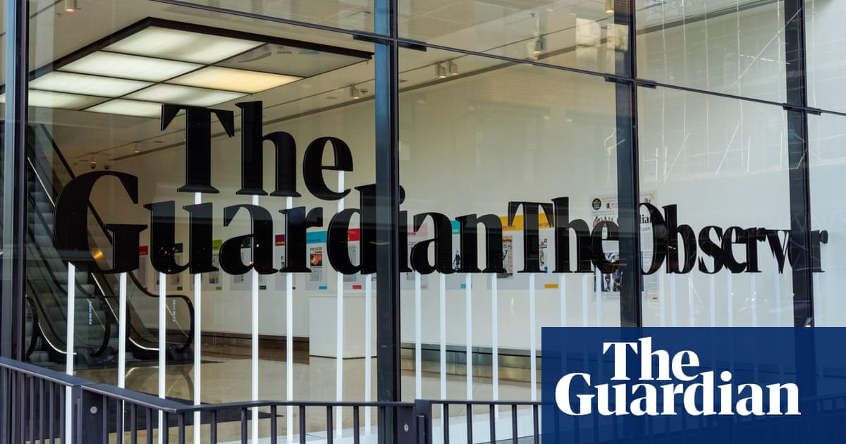 Guardian broke even last year, parent company confirms