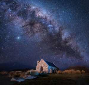 Shortlisted | Church of the Good Shepherd, New Zealand