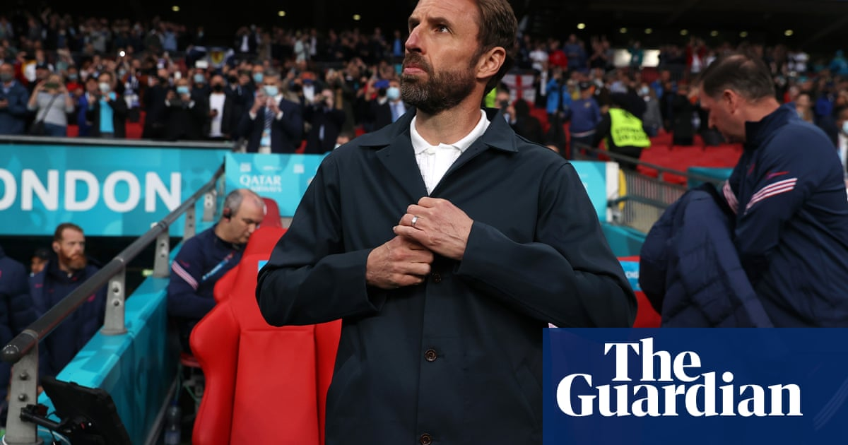 Southgate to continue until World Cup even if England lose to Germany