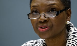 Valerie Amos, the director of Soas University of London