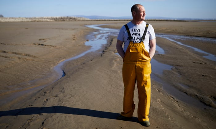 Sands Of Time Run Out For Queens Guide To Morecambe Bay
