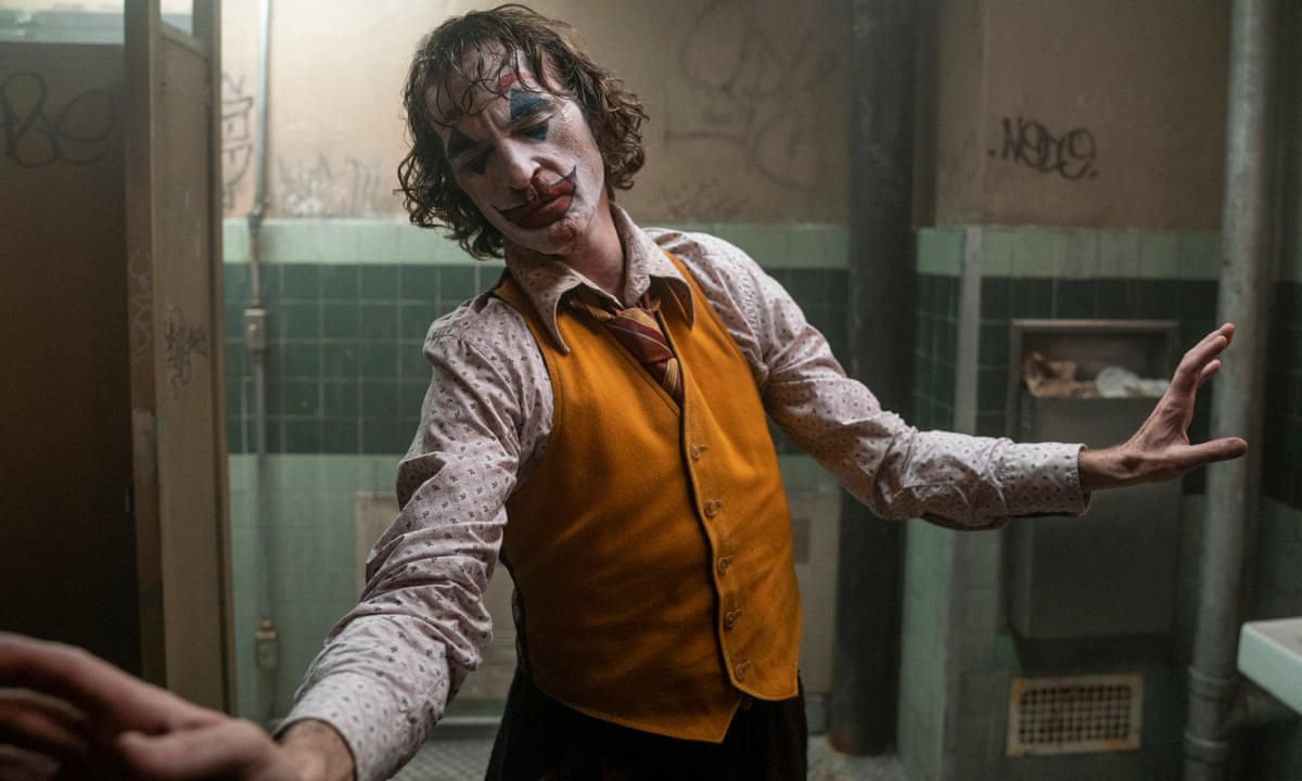 Joker Review An Ace Turn From Joaquin Phoenix Joker The Guardian