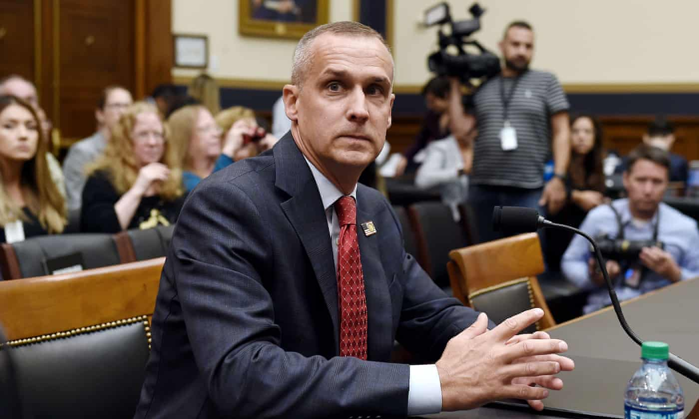 Trump's former campaign boss Corey Lewandowski grilled by House Democrats – as it happened