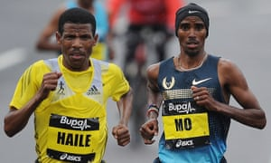 Sir Mo Farah and Haile Gebrselassie dispute events that took place at the latter's hotel in Ethiopia last month.