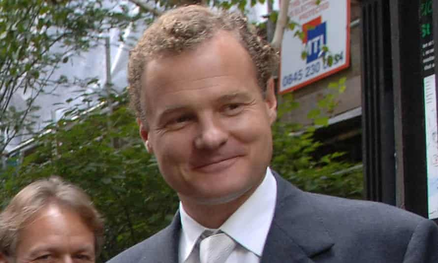 Jonathan Harmsworth, 4th Viscount Rothermere
