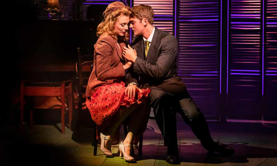 Kelly Price and Felix Mosse in Aspects of Love at Southwark Playhouse, London