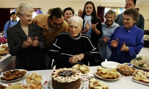 nursing home birthday party, penalty rates