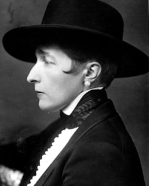 (Marguerite) Radclyffe Hall, author of The Well of Loneliness.