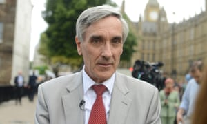 Former Tory minister John Redwood said 'no deal' would be better than the one May secured.