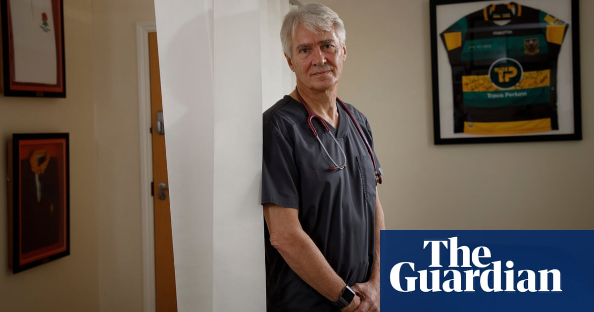 Sport surgeon Bill Ribbans: Long seasons will end careers much earlier
