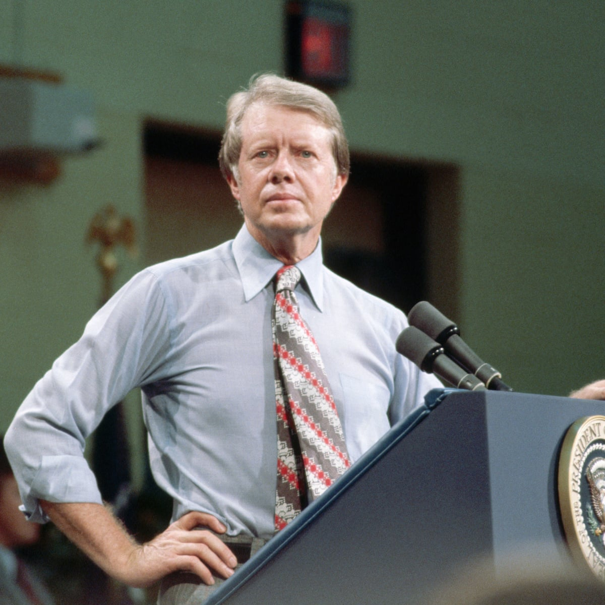 Visionary Success Jonathan Alter Makes The Case For Jimmy Carter Jimmy Carter The Guardian