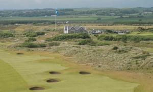 Trump International Golf Links, near Aberdeen