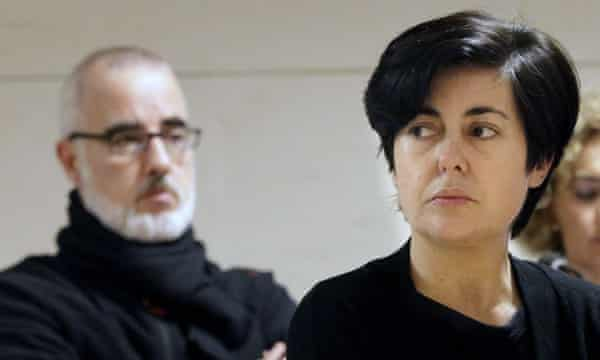 Alfonso Basterra and Rosario Porto suddenly divorced in 2013, much to the surprise of their friends.
