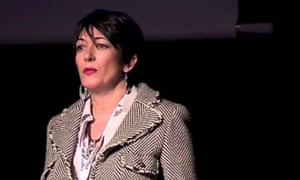Ghislaine Maxwell at an event in Reykjavik in 2013.