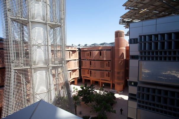 Masdar's zero-carbon dream could become world's first green ghost