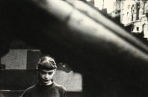 05 Press Image l Saul Leiter, Daughter of Milton Abery,1950er