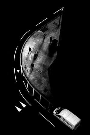 London, UK, 2017, a photograph from Alan Schaller's Metropolis series