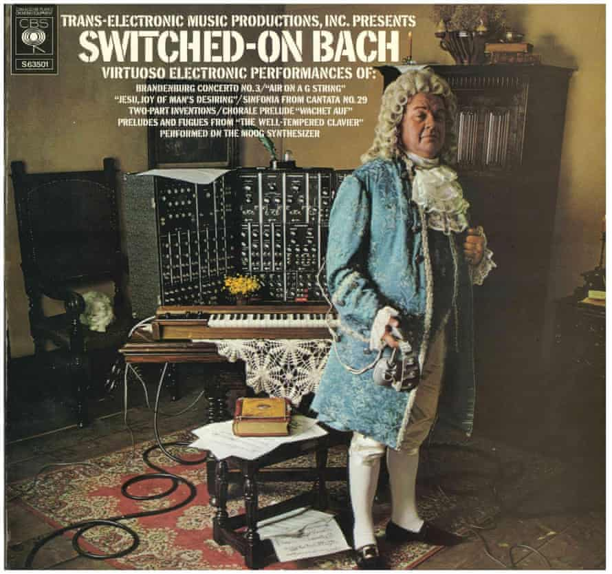 Switched-On Bach … the album that launched a synth revolution.