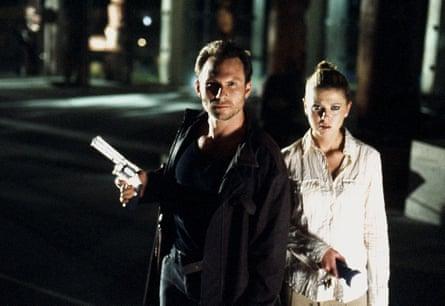 Hopelessly convoluted schlocky horror … Alone in the Dark (2005).