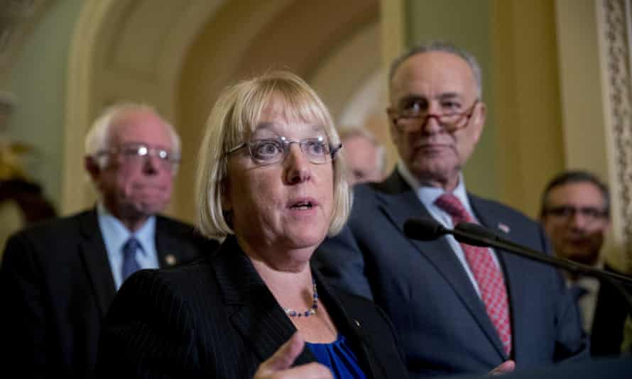 Senator Patty Murray: 'Any approach that would deny or delay healthcare to someone and jeopardize their wellbeing for ideological reasons is unacceptable.'