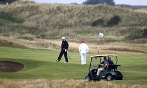 Scotland: Thousands Object to Trump Housing Estate Plans