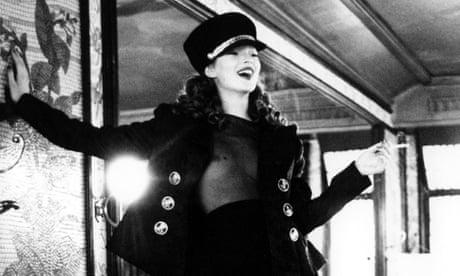Frozen in time: Kate Moss, Paris, September 1993